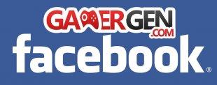 GamerGen Facebook Banniere logo bouton