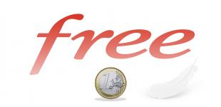 logo Free forfait mobile 99 centimes offre abonnement vente privee