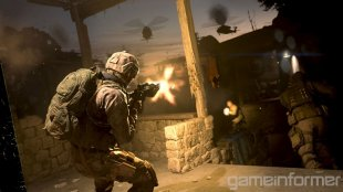 Call of Duty Modern Warfare chaos at dusk