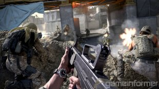 Call of Duty Modern Warfare fireline