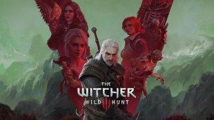 The Witcher 3 Wild Hunt cinq 5 ans artwork