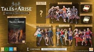 Tales of Arise éditions Ultimate numérique 21 04 2021