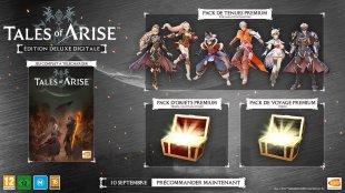 Tales of Arise édition Deluxe numérique 21 04 2021
