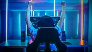 gamer jeu video