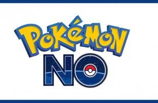 Pokémon GO 'NO' logo