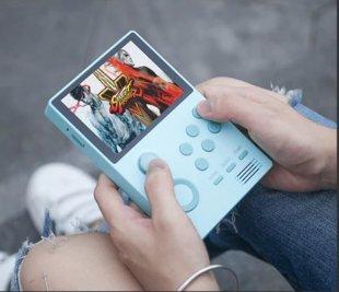 supretro console jeu portable