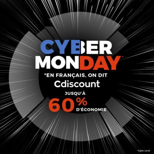 Cyber Monday Cdiscount 3
