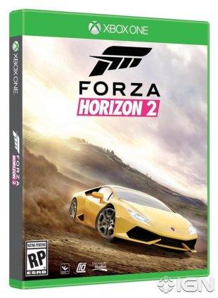 Forza Horizon 2 Xbox One jaquette