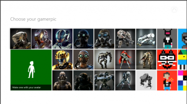 Xbox One image joueur