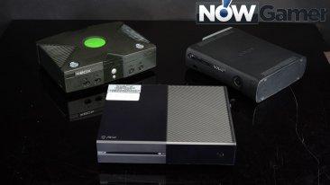 Xbox One photo par NOWGamer xbox v1 xbox 360