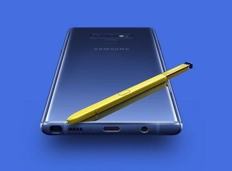samsung galaxy note 9 pen 1