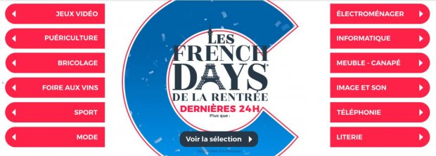 french days cdiscount 2019 3