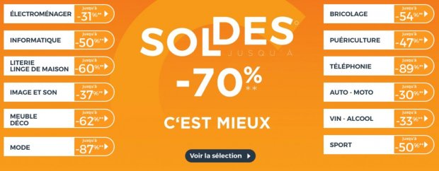 cdiscount soldes hiver 2020 1