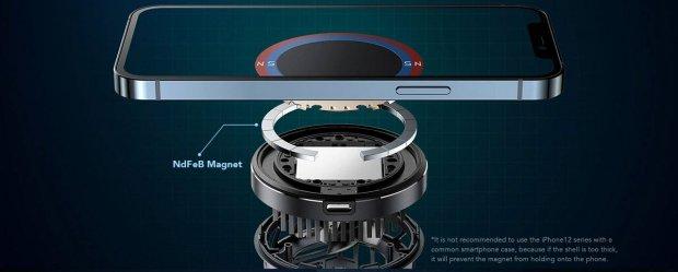 black shark magnetic cooler detaile 2