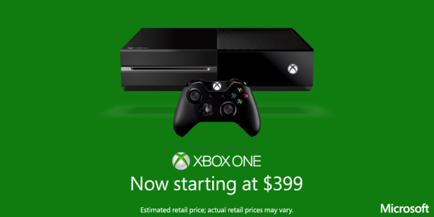 Pack Xbox One sans Kinect