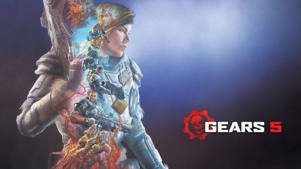 Gears 5 Wallpaper