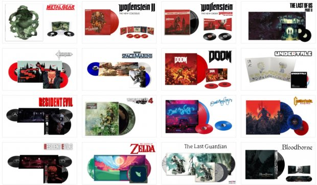 Just for Games Vinyles France