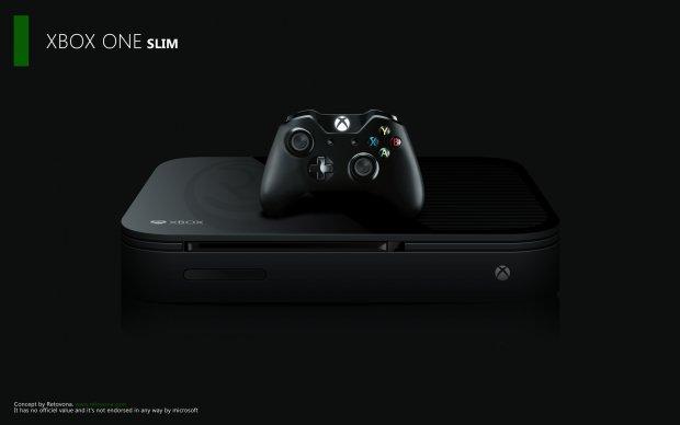 XBOX One Slim 500 Go microsoft