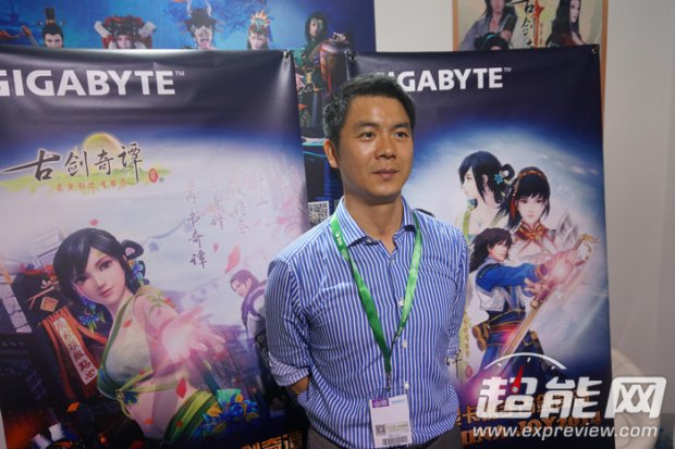 liu mengzong gigabyte Chinajoy 50