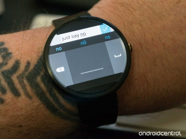 microsoft research keyboard android wear 1