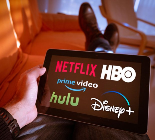 netflix hbo hulu prime video vod