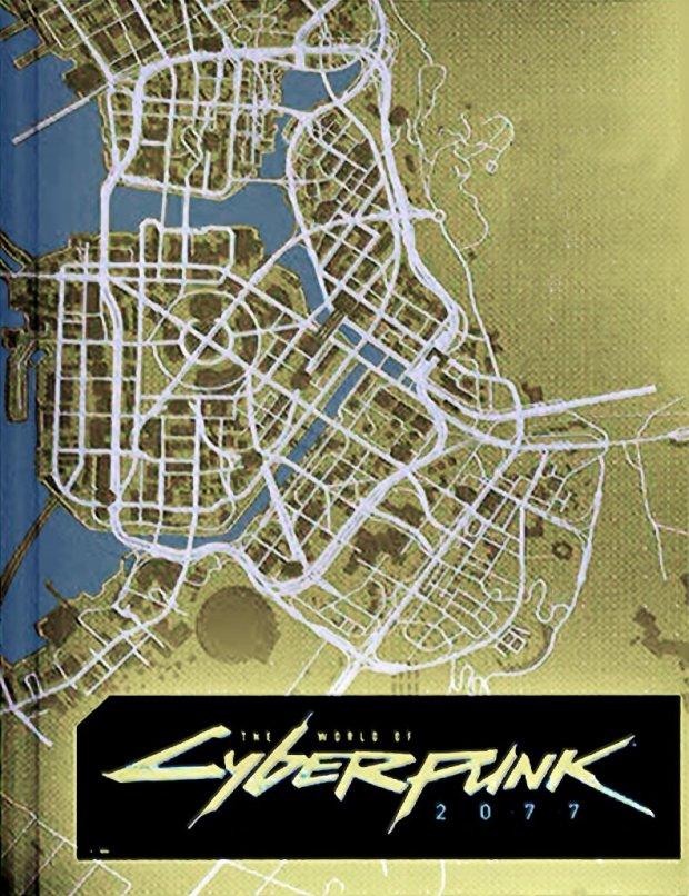 La map de Cyberpunk 2077 dévoilée avant l'heure? News @JVL