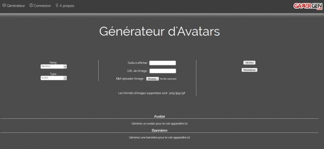 Avatar Gamergen