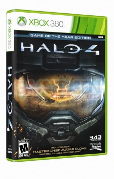 halo 4 goty jaquette