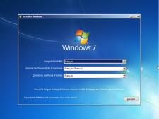 07- bootcamp install windows 7 selection langue
