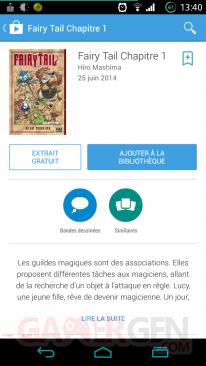 MAJ Google Play Store 4 9 Livres