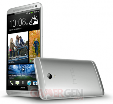 HTC One Max T6 photo de presse fuite leak