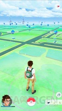 Pokémon GO météo dynamique nuageux