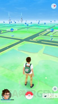 Pokémon GO météo dynamique soleil