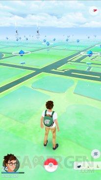 Pokémon GO météo dynamique brouillard