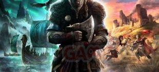 Assassin's Creed Valhalla BossLogic artwork concept art