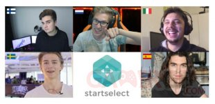 startselect youtube