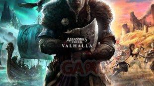 Assassin's Creed Valhalla BossLogic artwork concept art logo