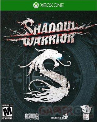 Shadow Warrior jaquette (2)