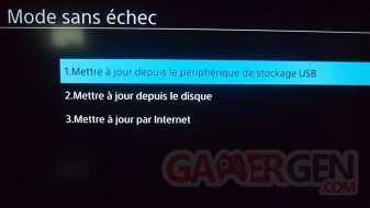 Tuto playstation 4 ps4 mode recovery sans echec 26.02.2014  (1)