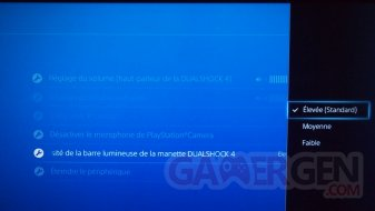 Firmware 1.70 PS4 tuto barre lumineuse dualshock 4 Partie 2 30.04.2014  (1)