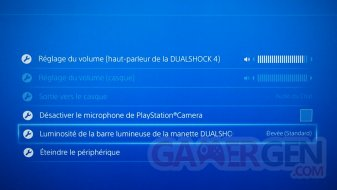 Firmware 1.70 PS4 tuto barre lumineuse dualshock 4 Partie 2 30.04.2014  (3)