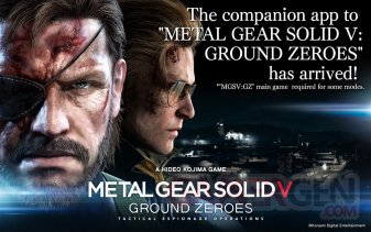 Metal Gear Solid V Ground Zeroes application ios android 18.03.2014  (1)