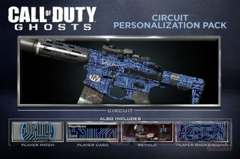 call of duty ghosts DLC circuit