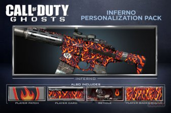 call of duty ghosts DLC inferno