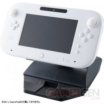 Accessoire Wii U wiimote gamepad volant 16.04.2014  (1)