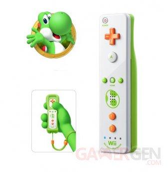 Yoshi Wiimote Plus Nintendo 06.05.2014