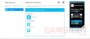 Windows Phone App Studio 2