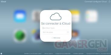 iCloud-com-page-de-connexion