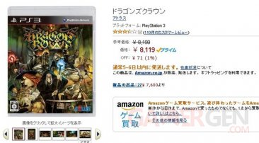 Dragon's Crown Amazon jp 29.07.2013 (1)