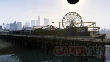 Comparaison graphique GTA V Grand-Theft-Auto PS3 17.09.2013.